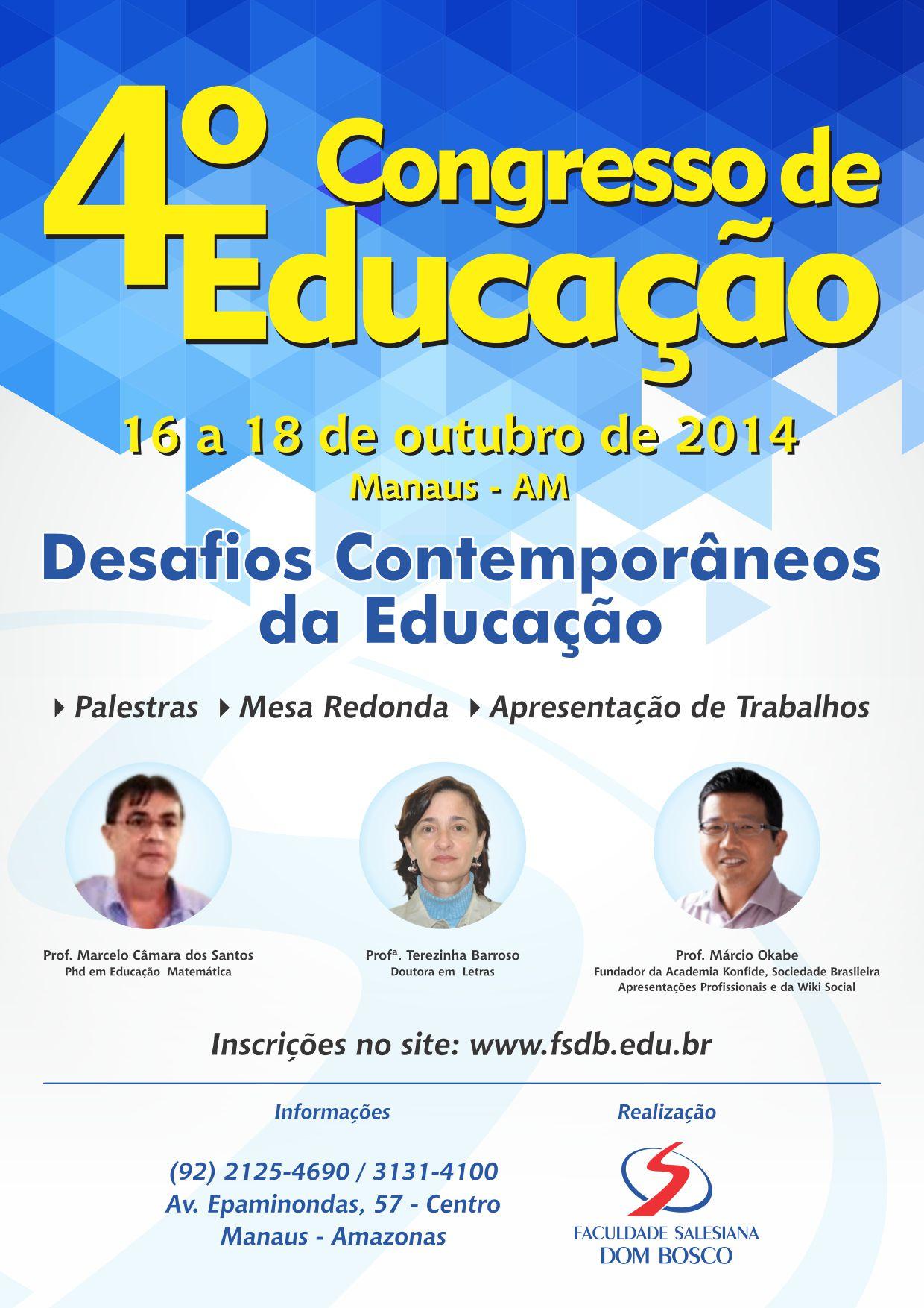 Postagem_facebook_iv_congresso_de_educacao_da_fsdb