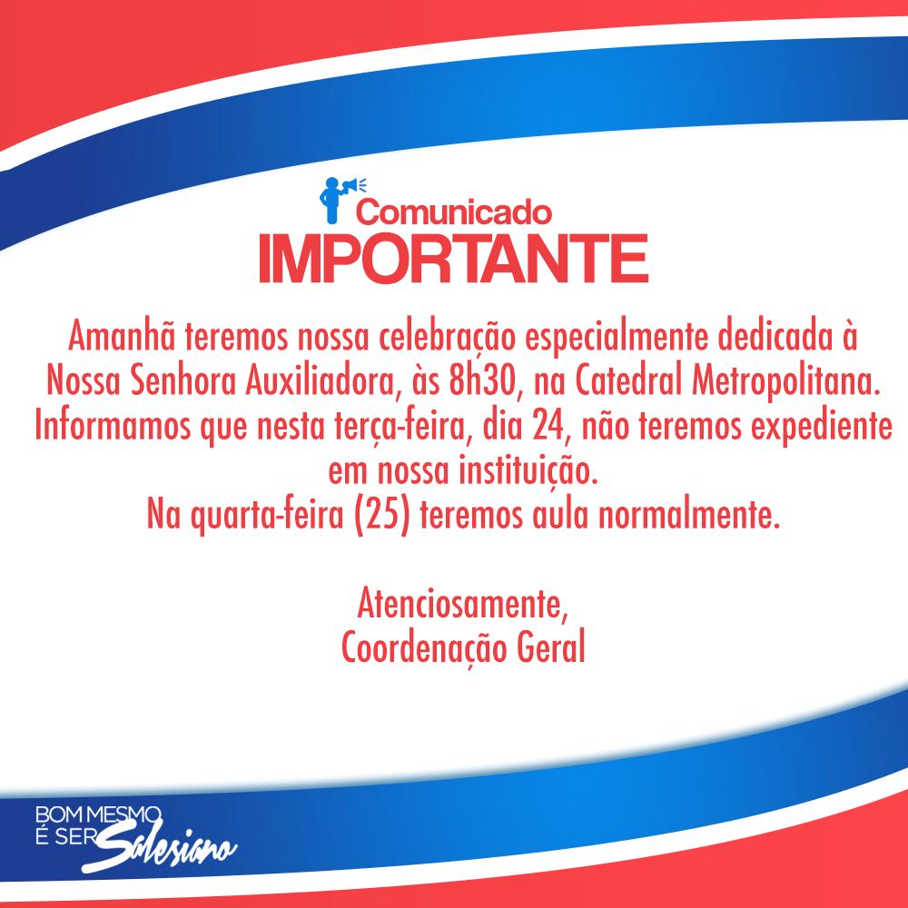 Comunicado25